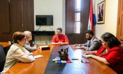 SNC y Gobierno mexicano fortalecerán cooperación en materia cultural y académica imagen