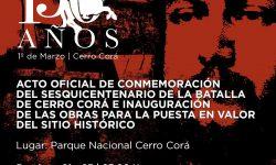 Camino al Sesquicentenario de la batalla de Cerró Corá imagen