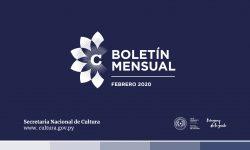 Boletin mensual: Febrero 2020 imagen