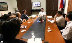 Establecen mesa de diálogo para puesta en valor de la Parroquia de San Miguel Arcángel en Misiones imagen