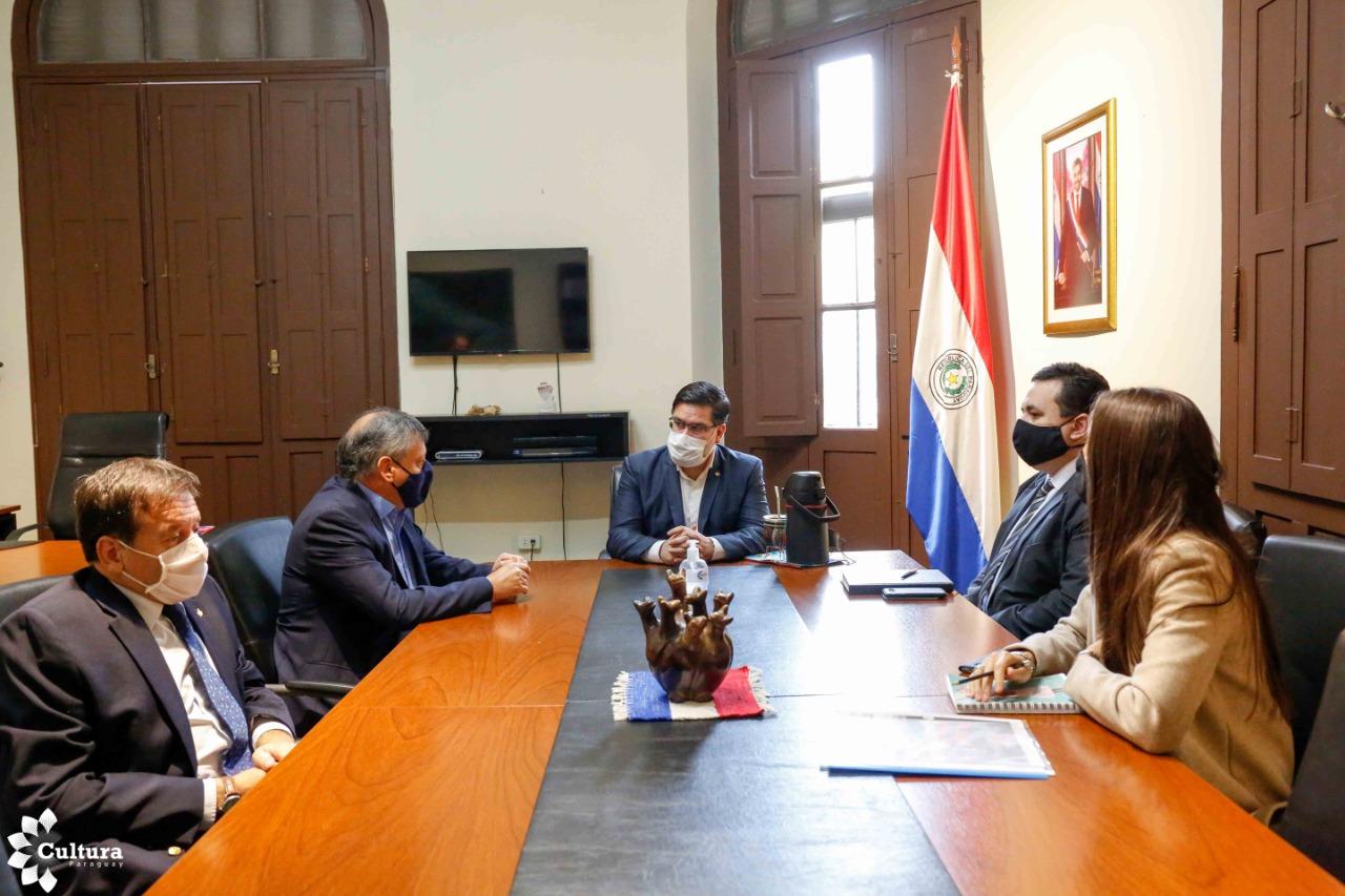Covid-19: Argentina destaca acciones de Paraguay en el sector cultural y proyecta más cooperación imagen