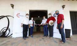 Se inaugura puesta en valor y museografía de Paso de Patria encaradas por la SNC imagen