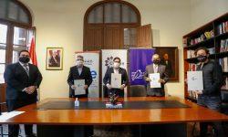 La SNC firmó alianza estratégica con APA, AIE y SGP para el fortalecimiento del sector musical nacional a través del programa Ibermúsicas imagen