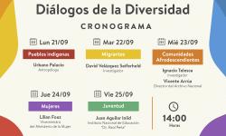 SNC analizará avances de diversidad cultural en charlas virtuales imagen