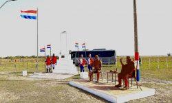 Inauguran obras de restauración de sitios y monumentos históricos en Ñeembucú