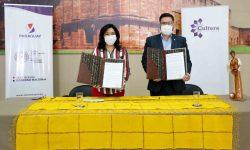 SNC y Senatur firman convenio para iniciar el mejoramiento de sitios históricos de la Ruta Jesuítica imagen