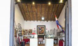 Avanzan trabajos en el Museo de Paso Patria