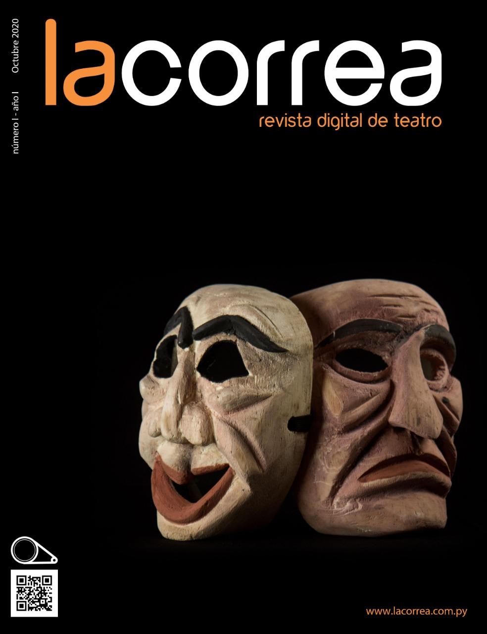 """Fondos de Cultura: lanzan """"La Correa, revista digital de teatro"""" imagen"""