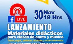 """SNC apoya el lanzamiento de """"Educanto"""", la nueva propuesta del Festival Asunción a Voces"""
