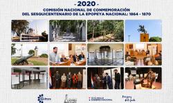 La Comisión Nacional del Sesquicentenario cierra un año de diversas acciones y logros imagen