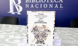 """SNC y la Comisión Sesquicentenario de la Epopeya Nacional presentan el libro """"Premio Natalicio Talavera"""" a la creación literaria imagen"""