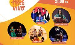 #ArteVivoVeranoCultural con diversas propuestas artísticas para su estreno imagen