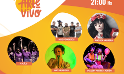 Presentamos las distintas propuestas del Festival Virtual Arte Vivo Verano Cultural para el domingo imagen