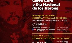 Con varias actividades, Cultura recordará el Día de los Héroes