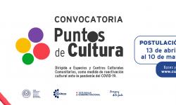 Puntos de Cultura 2021 imagen