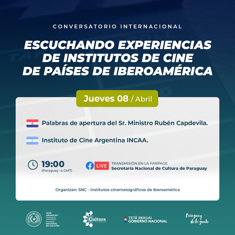 Conformación del INAP: el 8 de abril inicia conversatorio internacional imagen