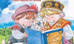 Lo que susurraron las nubes, cuentos infantiles de Eslovenia imagen
