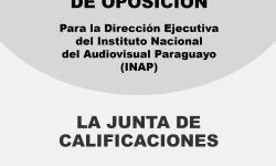 Director Ejecutivo del INAP: la Junta de Calificaciones fijó fecha para entrevistar a postulantes