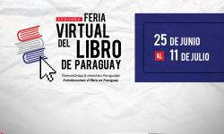 El próximo viernes inicia la segunda edición de la Feria Virtual del Libro de Paraguay