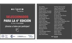 «Oxígeno feria de arte» presenta a los artistas seleccionados para su cuarta edición imagen