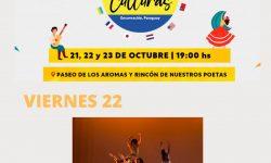 Ballet Nacional del Paraguay se presentará en la 1° Fiesta Nacional «Encuentro de Culturas» en Encarnación