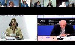 XXI Conferencia Iberoamericana de Ministras y Ministros de Cultura: ministro de la SNC presentó acciones para la reactivación del sector cultural en nuestro país