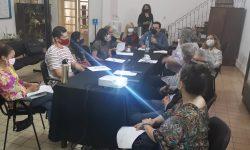Con presencia de representantes de la capital y el interior del país, SNC realizó reunión de la Mesa Técnica de Artes Escénicas